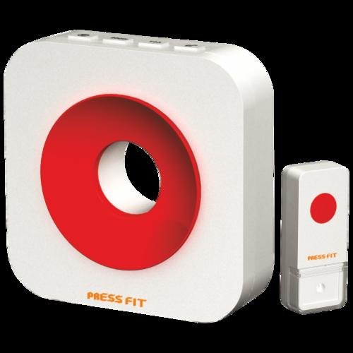 Press Fit Echo-II Wireless Bells