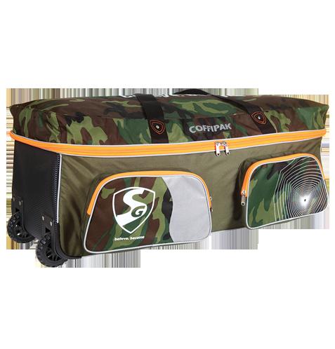 Cricket Kit Bag with Wheel