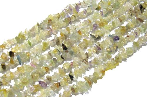 Natural Ametrine Irregular Chip Gravel Uncut Nugget