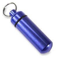 Capsule Keychain Water Bottle
