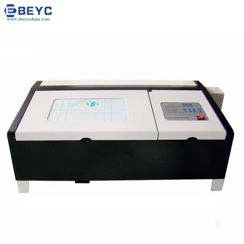 80*50cm Small Black Laser Engraving Machine