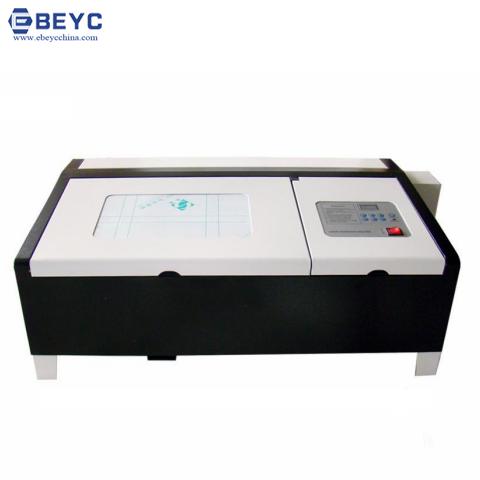 80*50cm Small Black Laser Engraving Machine