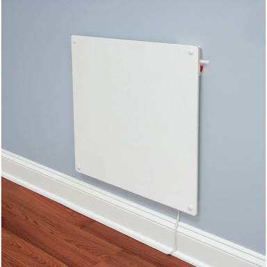 Wall mounted heater
