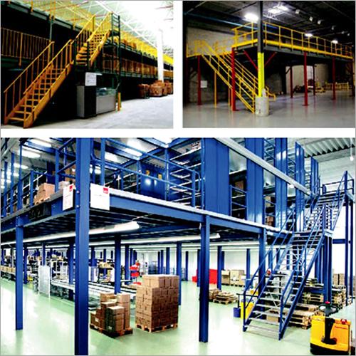 Mezzanine Floors And Platforms