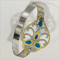 Stylish Silver Bangles