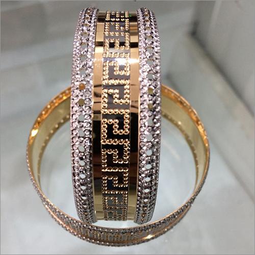 Stylish Gold Bangles