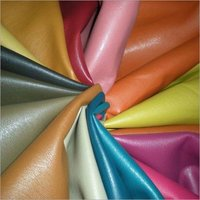 PVC Synthetic Colored Leather