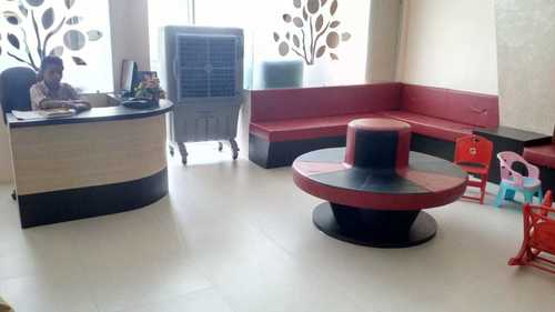 Air Coolers used For Reception Area