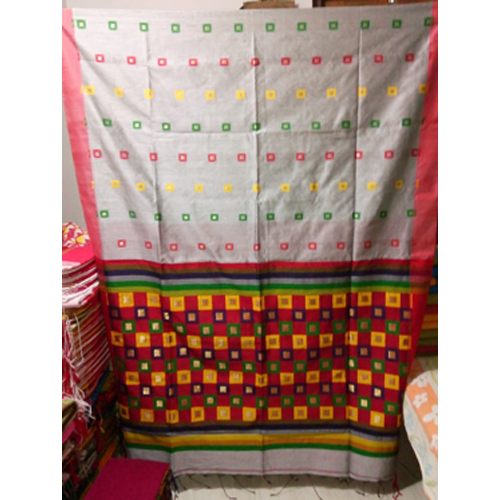 Ladies Printed Handloom Saree