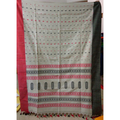 Ladies Cotton Linen Saree