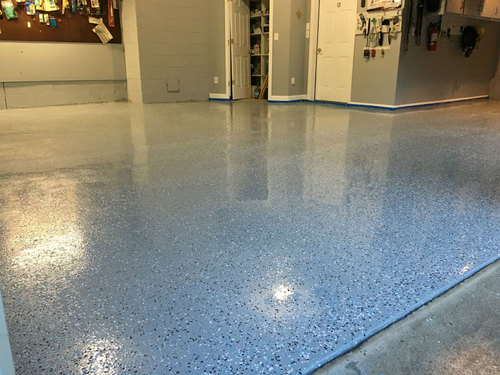 Epoxy Coating & Flooring