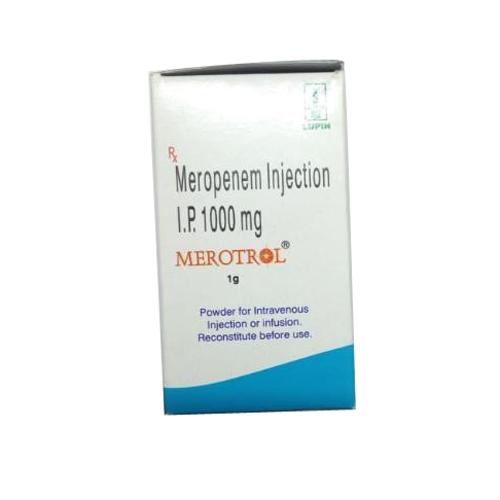 1000 mg Meropenem Injection