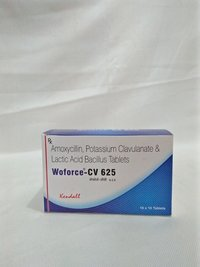 WOFORCE CV 625 MG TAVB