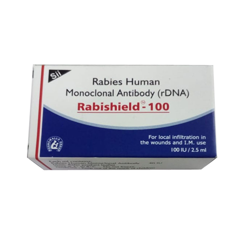 Rabies Human Monoclonal Antibody Solution