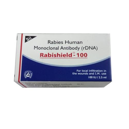 Rabies Human Monoclonal Antibody Solution