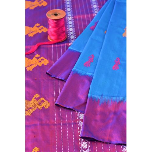 Ladies Gollabhama Silk Saree