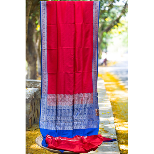 Ladies Silk Banarasi Saree
