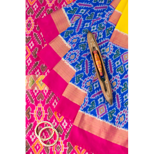 Ladies Patola Silk Saree