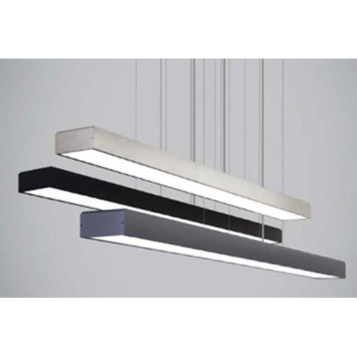 Square LED Linear Lighting Channel