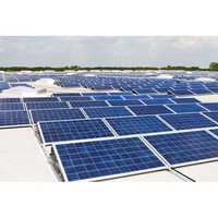 Grid Tie Solar Power Plant Service