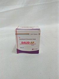 DALID-AP TAB.