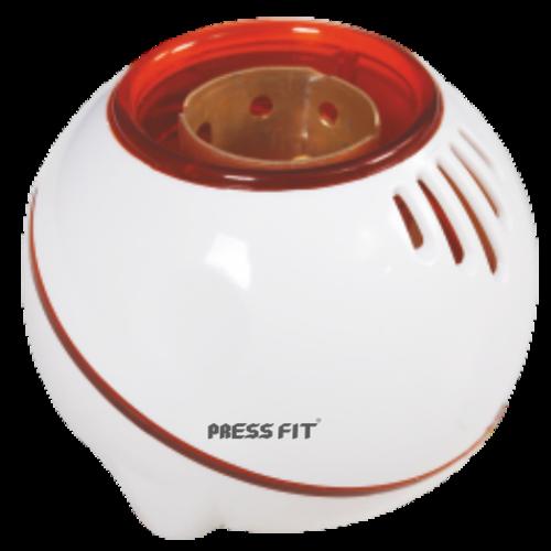 Pressfit Diya 2-in-1 Angle + Batten Lamp Holder