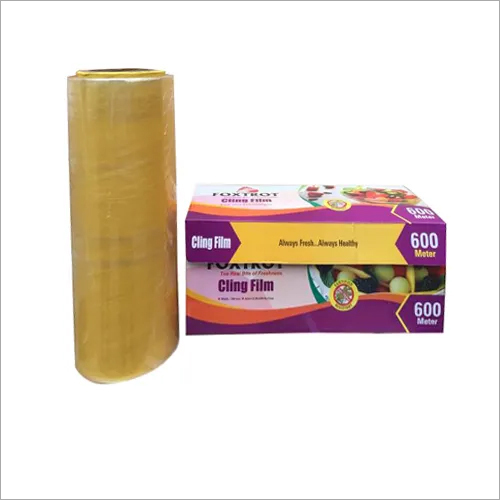 600 Mtr Packaging Cling Film Roll