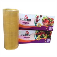Food Packaging Cling Film Roll