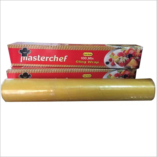 100 Mtr Food Wrap Cling Film Roll