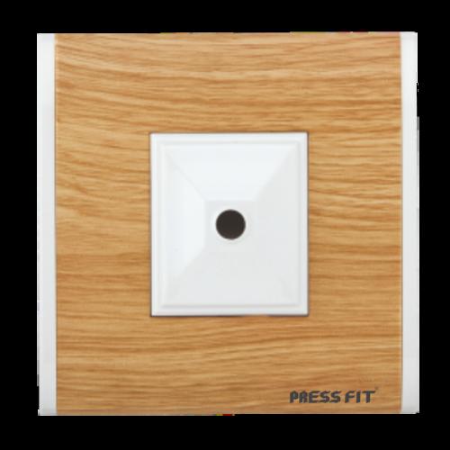 Press Fit U (3 Parts) - Ceiling Rose