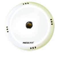 Press Fit Plastic Ceiling Rose Plate
