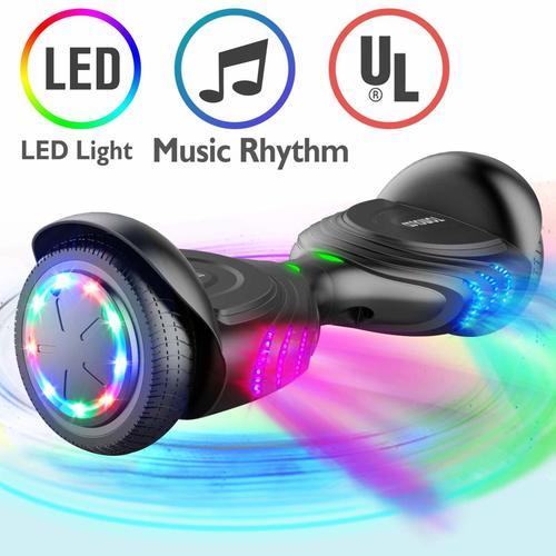 Balancing Scooter Bluetooth LED