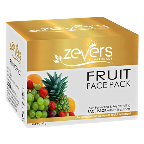 Fruit Face Pack