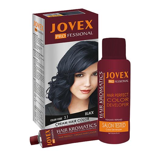 3.1 Black Hair Color