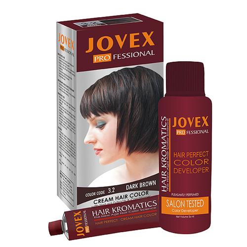 3.2 Dark Brown Hair Color