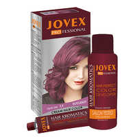 3.4 Burgundy Hair Color