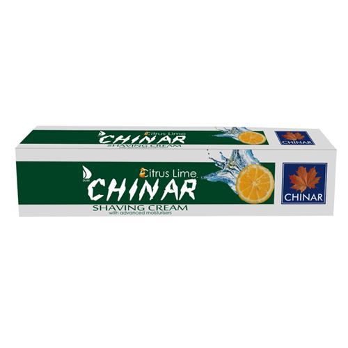 Duxx Chinarcitrus Lime Shaving Cream