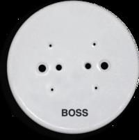 4 - Boss Round Plate