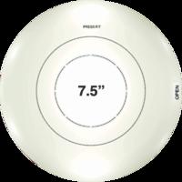 7.5 - Eva Round Plate