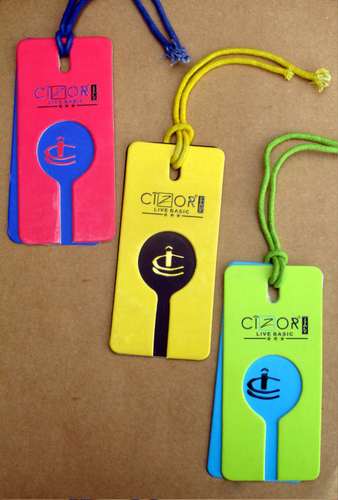 Any Customize Shape Hang Tags