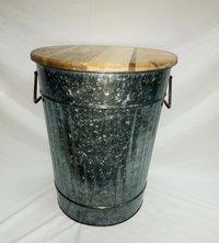 Iron Dustbin