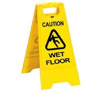 Caution Signage Wet Floor