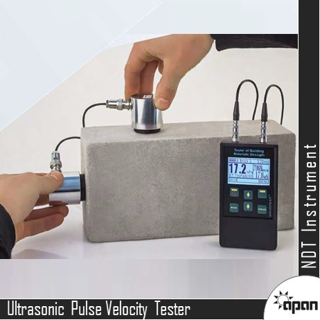 Ultrasonic Pulse Velocity Tester