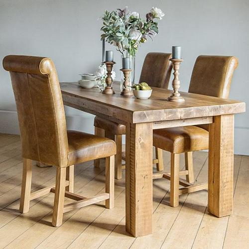 Reclaimed Wood Dining Table - Reclaimed Wood Dining Table ...