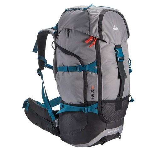 Grey Trekking Backpack