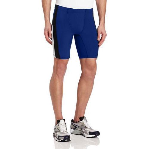 Men's Cycling Compression Half Tights