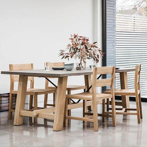 Arizona Wooden Dining Table