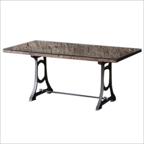 Amberson Dining Table Six Seater