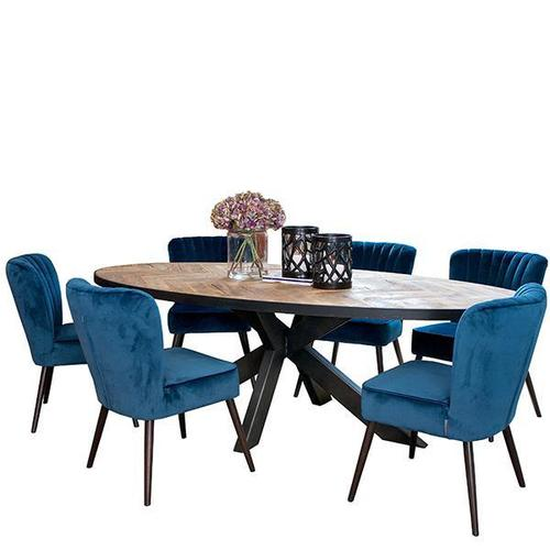 Damian Oval Dining Table