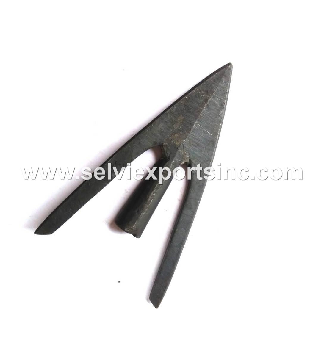 Medieval Tail Broadhead Arrowhead